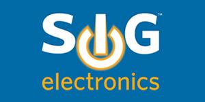 SIG Electronics logo