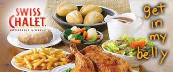 swiss Swiss Chalet Family Meal Deal For Only $24 (Carry Out Only)