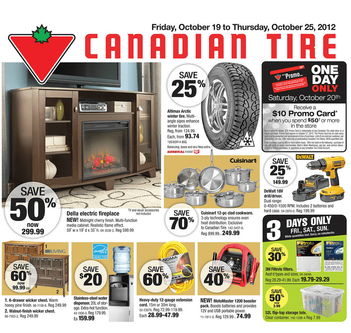 Magic Cloth Canadian Tire: Canadian Tire Canada Deals
