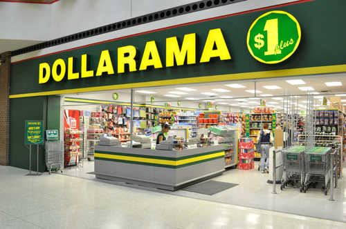 dollarama Dollarama: Now Selling $3 Items