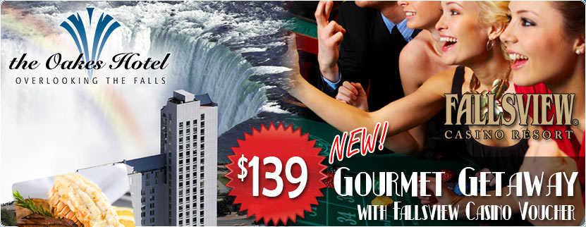Niagra falls casino deals 11