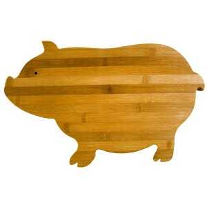Piggy Cutting Board