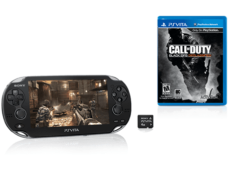 cod bundle vita large Shoppers Drug Mart: PlayStation Vita Call of Duty Bundle + 20X Optimum Points