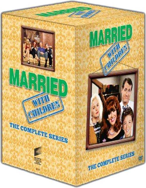 marriedwithchildrendvd Walmart: Married With Children The Complete Series for $30