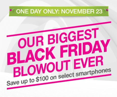 Mobilicity Black Friday