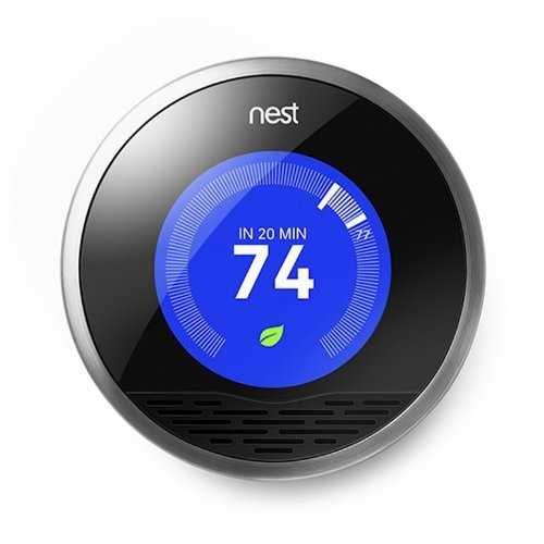 nest Amazon.ca: Nest Learning Thermostat for $199