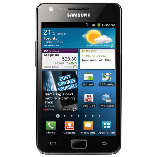 Future Shop Samsung Galaxy