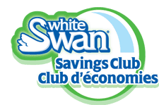 whiteswan logo White Swan Savings Club: $25 Gift Cards for $15