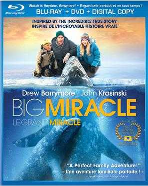 cineplex Cineplex Store: Big Miracle Combo Pack for $4.99