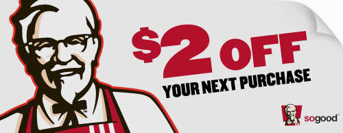kfc KFC Colonels Club: Save $2 Off + Weekly Deals