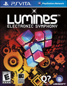 lumineswalmart Walmart: Lumines Electronic Symphony for $15