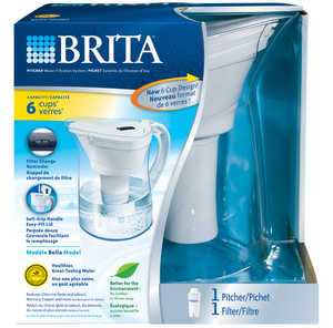 walmartbrita Walmart: Brita Bella Pitcher for $15