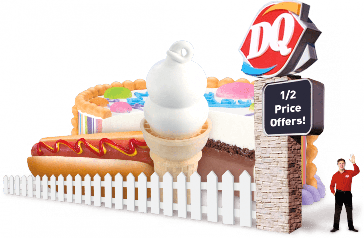 dairyqueen 730x478 Dairy Queen Customer Appreciation Day: Save 50% Off