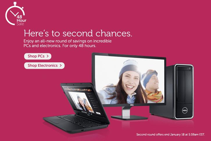 Dell 48 Hour Sale Round 2