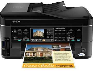 Staples Epson Printer