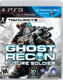 EB Games Tom Clancy's Ghost Recon Future Soldier