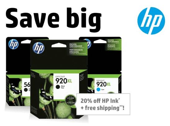 HP Canada Ink & Paper
