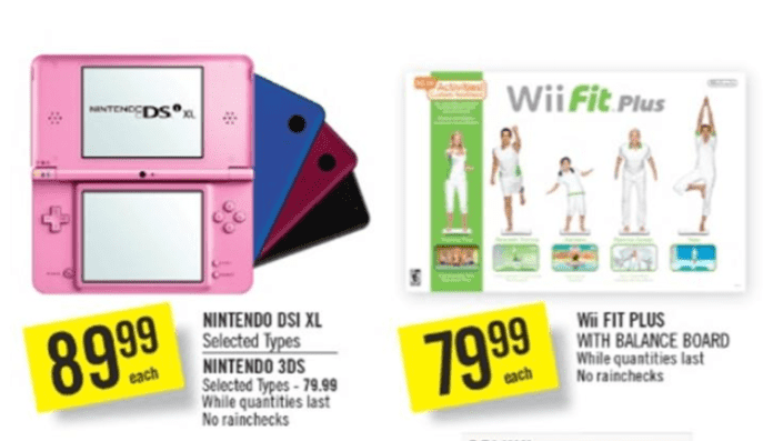 Shoppers Drug Mart Nintendo
