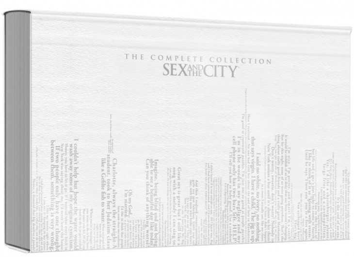 Amazon Sex & The City DVD