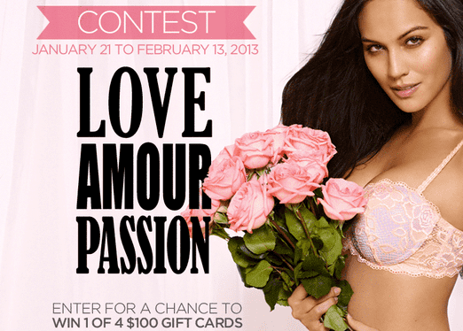 Screen Shot 2013 02 06 at 5.46.03 PM  La Vie en Rose Contest:  Win 1 Of 4 $100 Gift Cards!