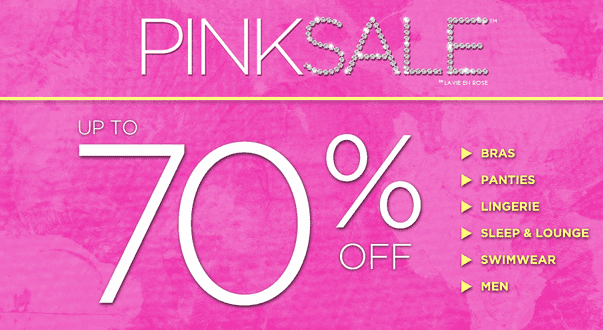 Screen Shot 2013 04 23 at 6.24.14 PM La Vie en Rose Pink Sale: Save Up to 70%