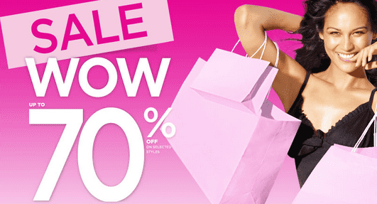La Vie En Rose ONLINE SALE La Vie en Rose Canada Wow Sale: Up To 70% Off Selected Styles!