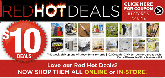 Screen Shot 2013 06 17 at 7.31.03 PM Kitchen Stuff Plus Canada Coupons: Get Red Hot $10 Deals!