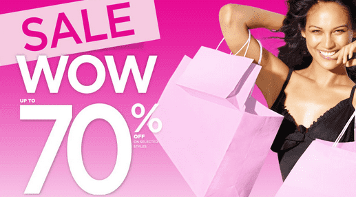 Screen Shot 2013 06 19 at 2.28.19 AM La Vie en Rose Canada Sale: Save Up to 70% on Selected Styles