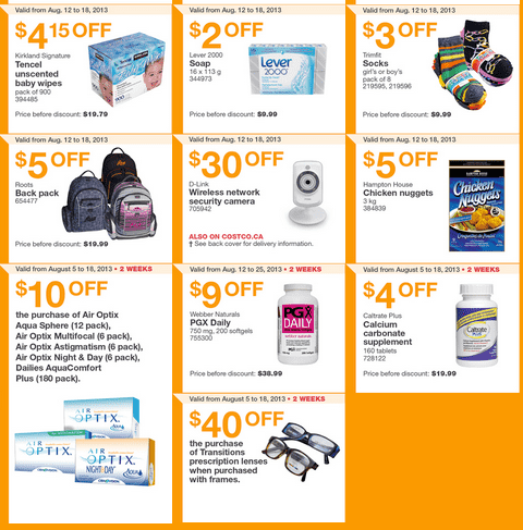 Screen Shot 2013 08 12 at 10.24.04 AM Costco Canada Western Weekly Instant Handouts: (BC, AB, SK & MB) August 12 to August 18, 2013