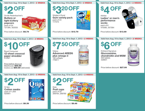 Screen Shot 2013 08 20 at 1.33.00 AM Costco Canada Eastern Weekly Instant Handouts: (Ontario, Quebec & Atlantic) August 19 to August 25, 2013