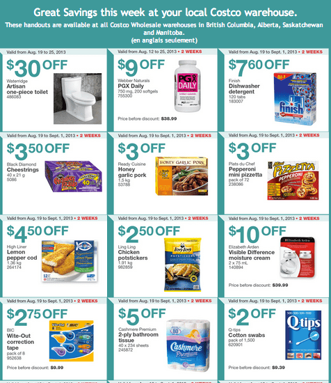 Screen Shot 2013 08 20 at 1.39.06 AM Costco Canada Western Weekly Instant Handouts: (BC, AB, SK & MB) August 19, to August 25, 2013