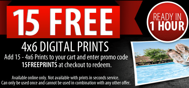Walmart Canadare Walmart Canada Photo Centre Promo Codes: Get FREE 4×6   15 Digital Prints Online!