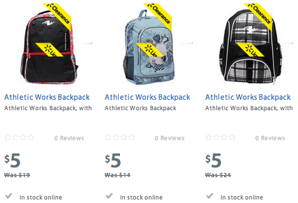 Screen Shot 2013 10 23 at 11.20.29 AM Walmart Canada Clearance: Get Back Packs From Just $5.00!