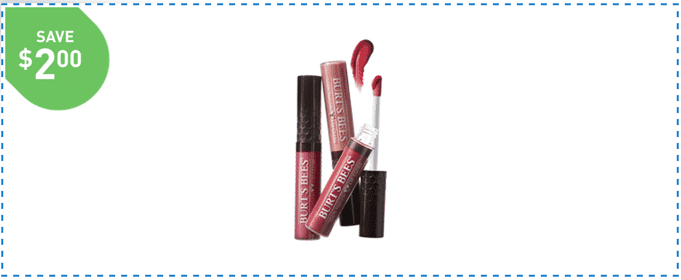 z1383067158 small Clorox Canada Printable Coupons: Save $2 on Burt's Bees Lip Gloss