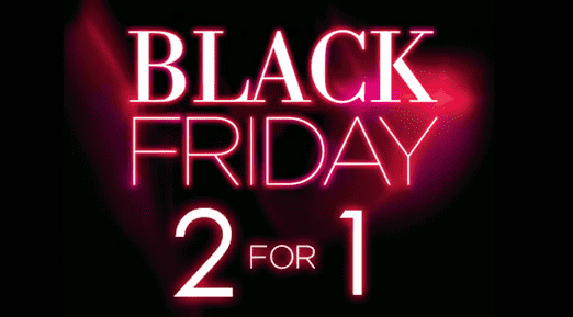 La Vie en Rose Canada Black Friday La Vie en Rose Canada Black Friday 2013 Sale Starts NOW!  Buy 1, Get 1 FREE