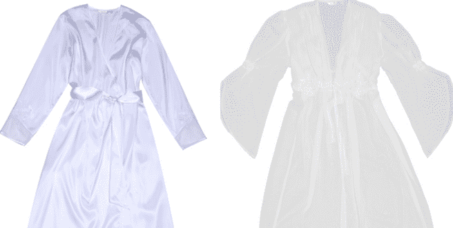 Robe Offersmall La Vie en Rose Offers: Save 75% on Womens Lingerie White Robes Now For JUST $19.99 + Pajamas For $19.95!