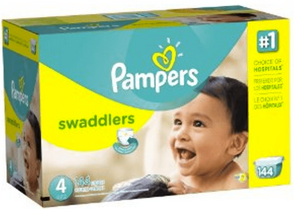 Amazon.ca Walmart.ca  Amazon.ca & Walmart.ca  Canada Offers: Pampers & Huggies Economy Plus Diapers on Sale  + Free Shipping