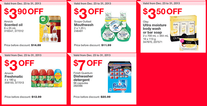 Costco Canada East Flyer Costco Canada Weekly Instant Coupons for East: Ontario, Quebec & Atlantic Provinces, December 23 to 31