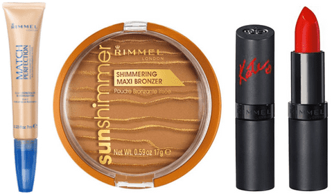 Walmart Walmart Clearance Offers: Get Rimmel Bronzer, Kate Lipsticks And Match Prefection Concealer For 5¢ Each