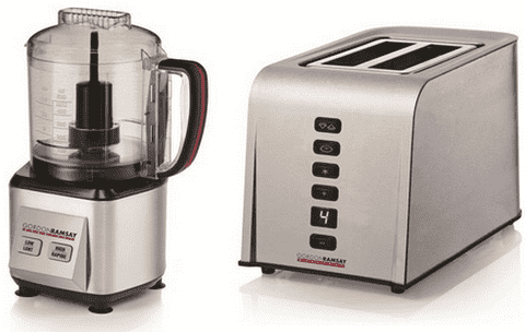 Walmart Walmart Canada Online Clearance Offers: Get Gordon Ramsay Food Chopper Or Toaster For $20