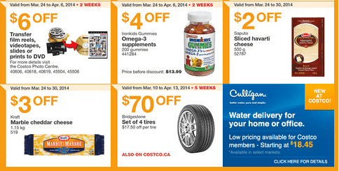 Costco w 21 Costco Canada Weekly Instant Handouts Coupons For British Columbia, Alberta, Saskatchewan & Manitoba, March 24To March 30, 2014