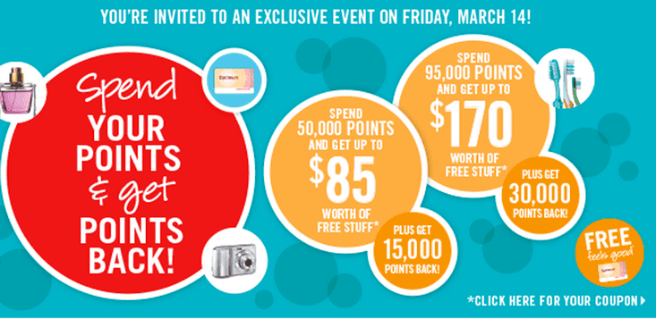 Shoppers Drug Mart Canada Offers1 Shoppers Drug Mart Redemption Points Printable Coupons: Spend Your Points & Get Points Back Event, Today!
