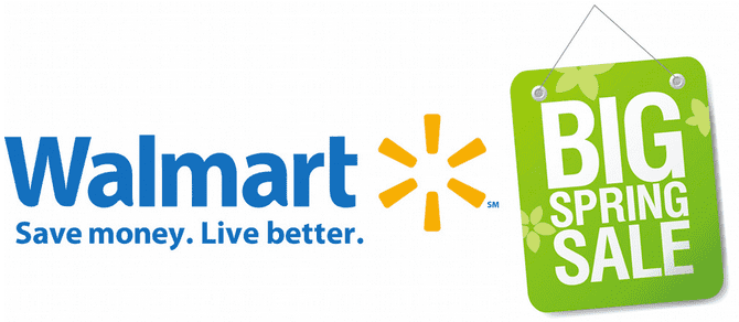 Walmart1 Walmart Canada Spring Clearance Sale: Get Up To 50% Off Selected Spring Items