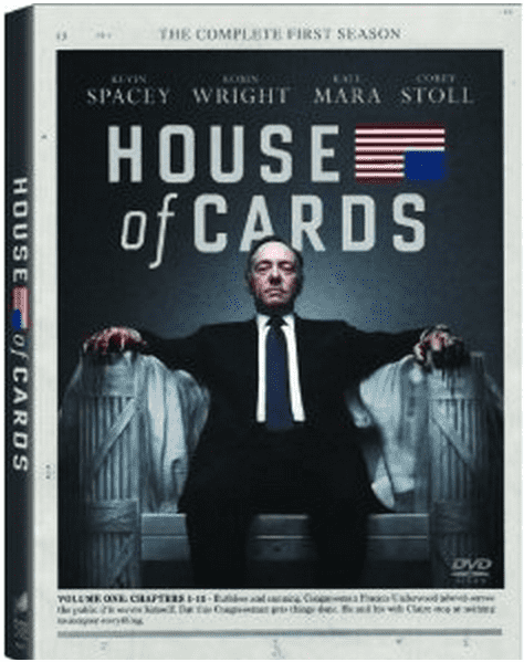 Amazon.ca 11 Amazon.ca Deals: Get House of Cards: Get The Complete First Season (Sous titres français) For $19.99, Save 64%