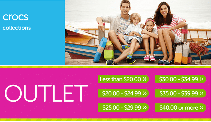 Crocs 5 Crocs Canada Offers: Get Up To 60% OFF Select Styles Online!
