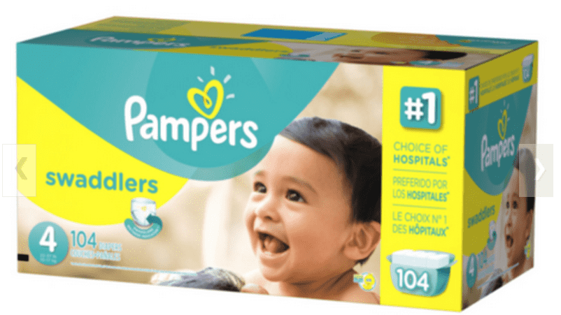 Pampers Walmart Canada Offers: Save Up To $13 On Pampers Diapers + Free Shipping