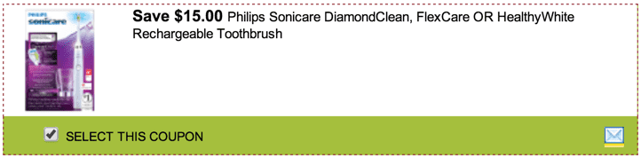 SmartSource Canada Coupons1 Smartsource.ca Philips Coupons: Save On Philips Sonicare Rechargeable Toothbrushs!