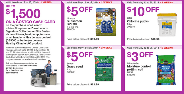 Costco Q21 Costco Quebec Canada Flyers / Coupons Until May 25, 2014