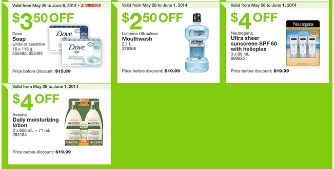 Costco w3 Costco Canada Weekly Instant Handouts Coupons For British Columbia, Alberta, Saskatchewan & Manitoba, May 26 To June 1, 2014