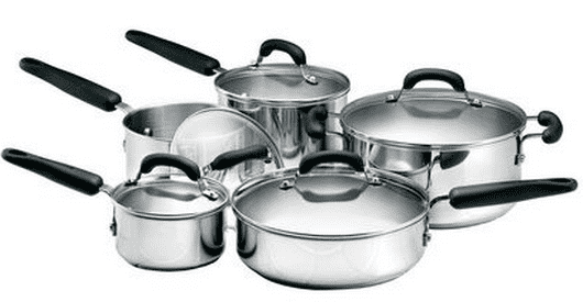Walmart Walmart Canada RollBack Offers: Save 50% On KitchenAid Stainless Steel 10 Pc Set & More